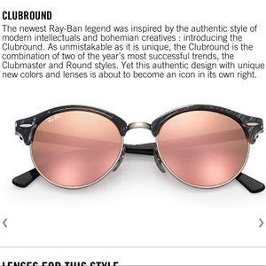 "Ray-Ban Round Clubmaster ""Clubround"""